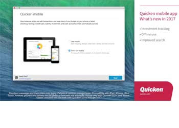 Quicken for Mac