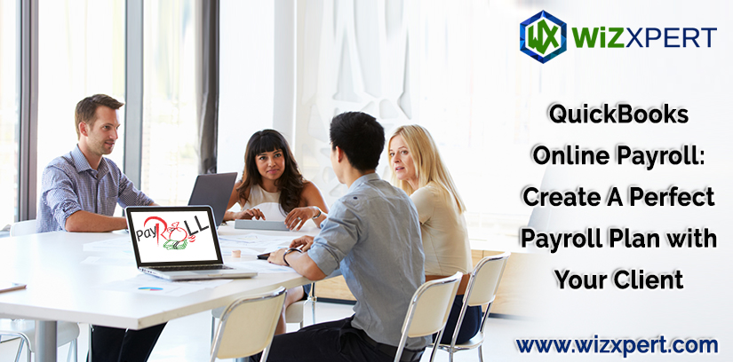 QuickBooks Online Payroll Create A Perfect Payroll Plan with Your Client