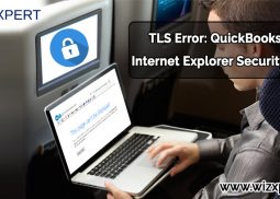 TLS Error: QuickBooks Online Internet Explorer Security Changes
