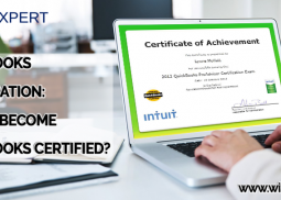 QuickBooks Certification: How To Become QuickBooks Certified?