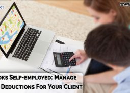 QuickBooks Self-employed: Manage Or Track  Deductions For Your Client
