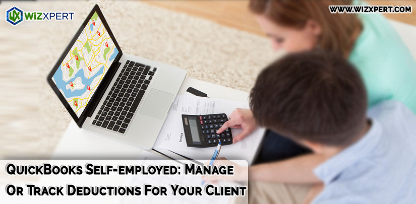 QuickBooks Self employed Manage Or Track Deductions For Your Client