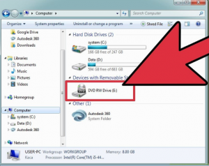 Download Quicken or insert the Quicken CD into your disc drive