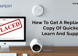 How To Get A Replacement Copy Of Quicken? Learn And Support