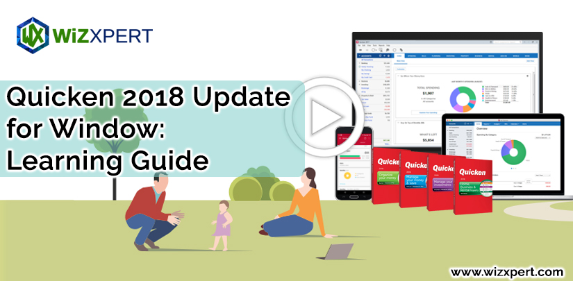 Quicken 2018 Update for Window: Learning Guide
