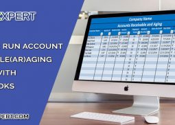Setup Or Run Account receivable(AR) Aging Report With QuickBooks?