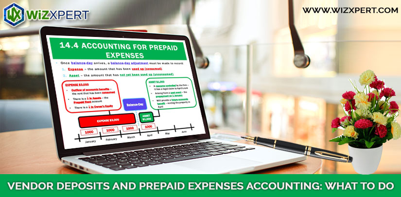 Vendor Deposits and Prepaid Expenses Accounting: What To Do?