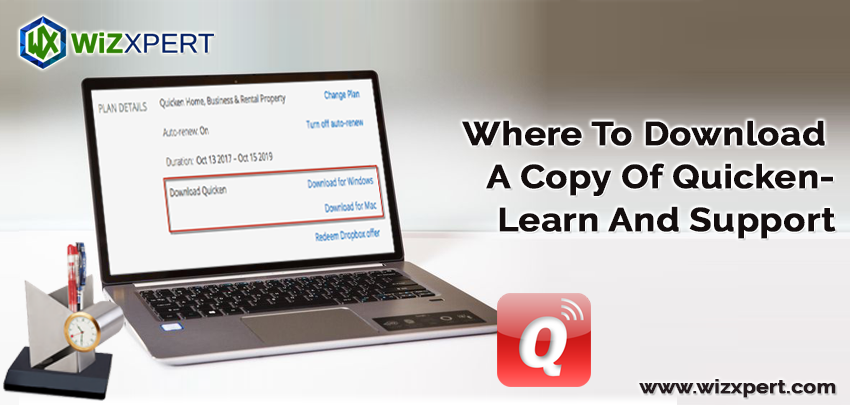 Download A Copy Of Quicken Learn And Support images