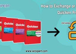 Refund Quicken Products Or Exchange?