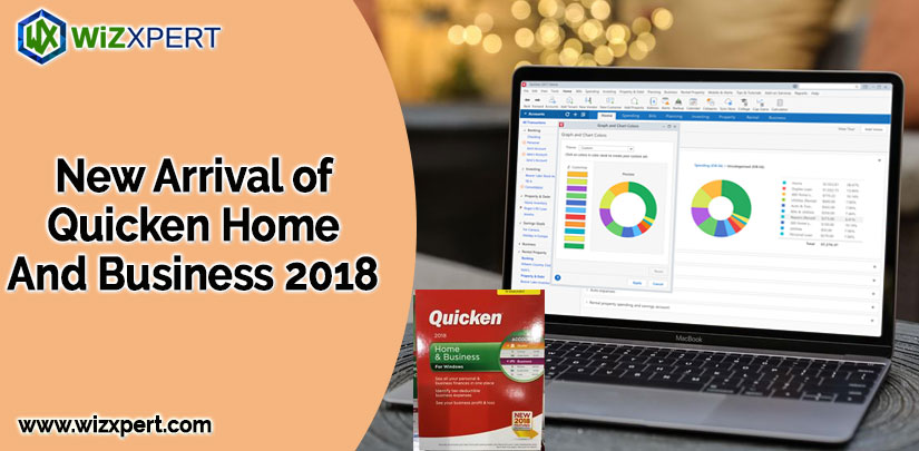 New Arrival of Quicken Home And Business 2018 images