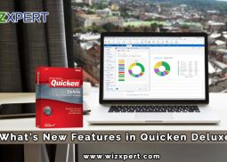 Quicken Deluxe for Mac: What's New Features in 2018