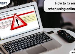How to fix Quicken error CC-501 when using online services?