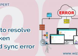 How to resolve Quicken cloud sync error