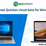 Delete or Reset Quicken cloud data for Windows & Mac