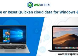 Delete or Reset Quicken cloud data for Windows & Mac