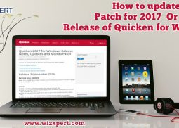 Update Quicken Mondo Patch 2018/2019 Or Current Release notes for Windows