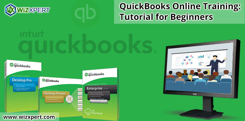 QuickBooks Online Training Tutorial for Beginners 1