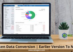 Quicken Data Conversion | Earlier Version To Newer