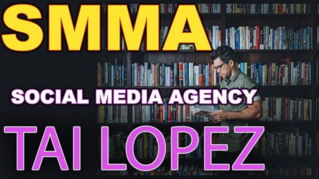social media marketing Tai Lopez