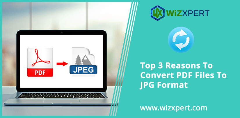 Reasons To Convert PDF Files To JPG Format