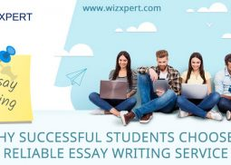 Why Successful Students Choose a Reliable Essay Writing Service