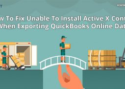How To Fix Unable To Install Active X Control When Exporting QuickBooks Online Data