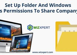 Set Up Windows And Folders Access Permissions To Share Company Files