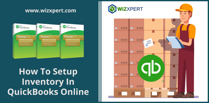 How To Setup Inventory In QuickBooks Online