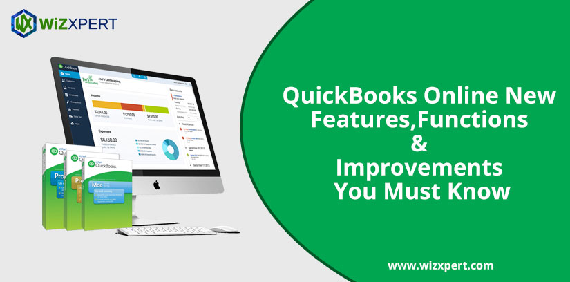 QuickBooks Online New Features, Functions & Improvements You Must Know