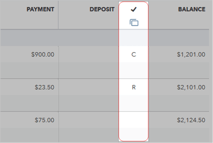 Undo and remove transactions from reconciliations in QuickBooks Online 1