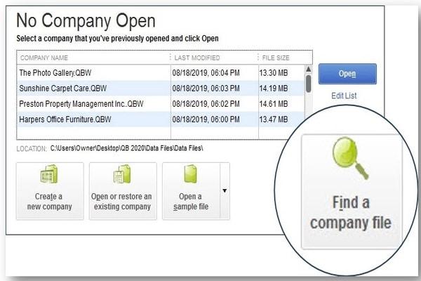 QuickBooks Desktop 2020 New Features & Improvements 7