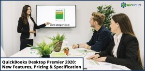 QuickBooks Desktop Premier 2020 New Features Pricing Specification