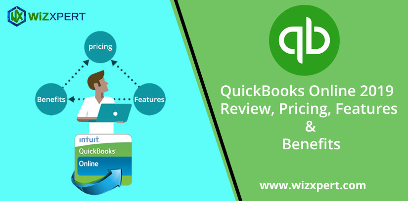 QuickBooks Online 2019 Review, Pricing, Features & Benefits