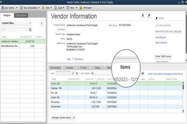 QuickBooks Desktop 2020 New Features & Improvements 29