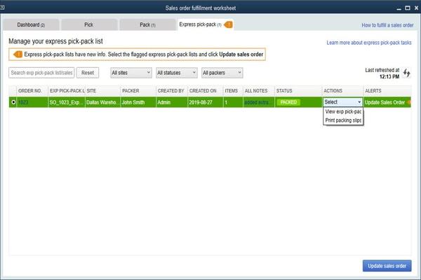 QuickBooks Desktop 2020 New Features & Improvements 23