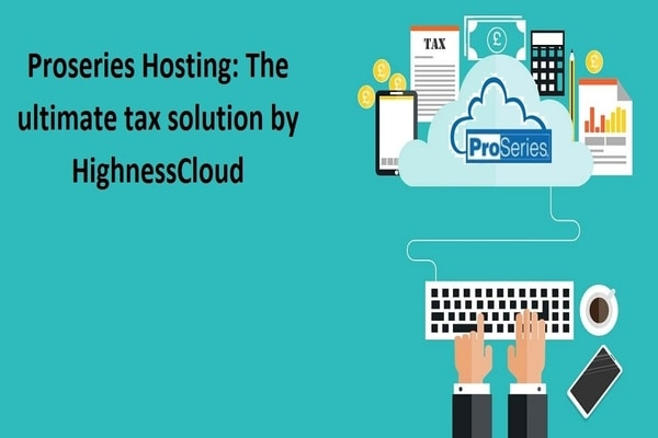 Intuit ProSeries Hosting Feature