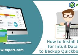 How to Install Updates for Intuit Data Protect to Backup Quickbooks Files