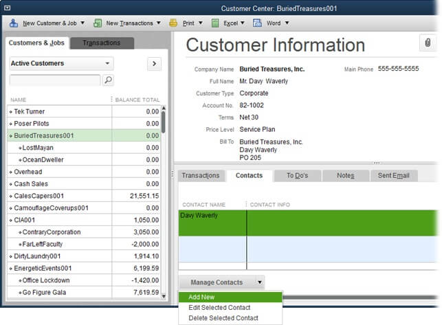 change vendor to employee in QuickBooks