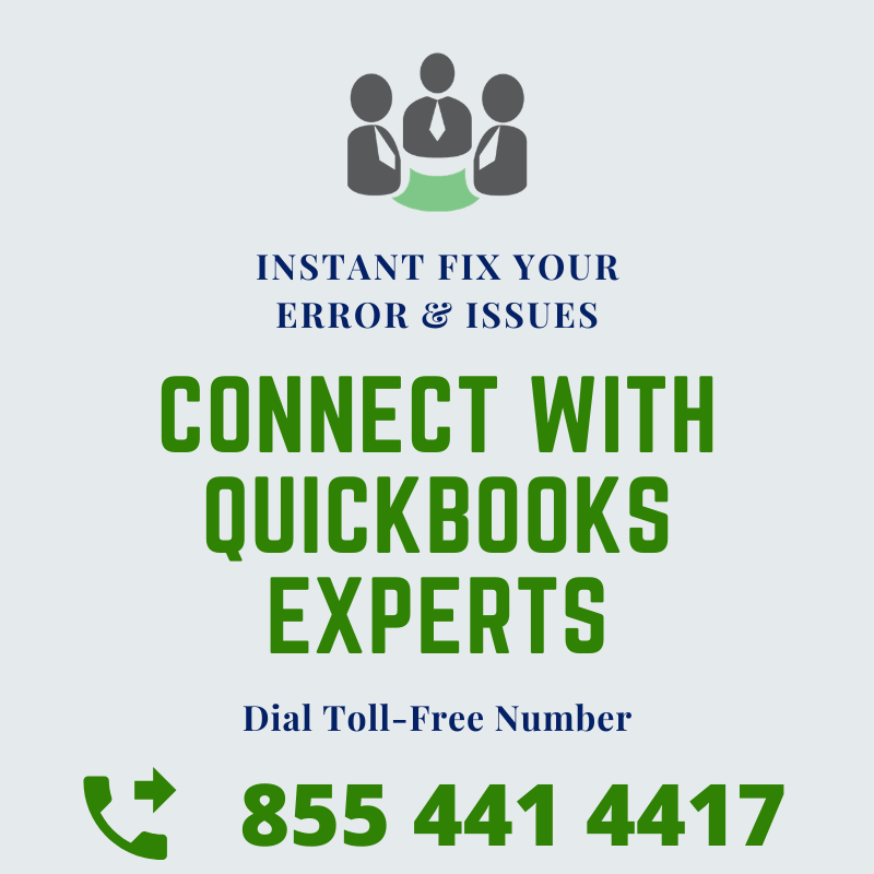 connect with QuickBooks experts