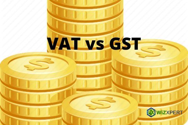 VAT vs GST