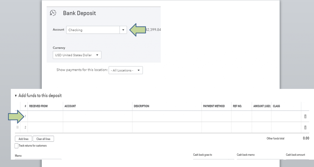 Record a refund from a vendor in QuickBooks Online