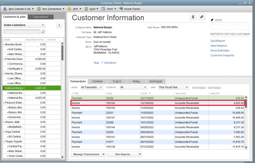 How to Write Off an Invoice in Quickbooks