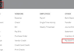 How to record credit card payments in QuickBooks