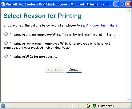 How to print W2 in QuickBooks