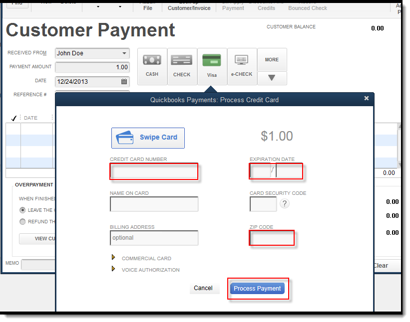 How to turn on online payments in QuickBooks Desktop