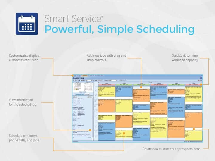 smart service;Intuit Field Service Management
