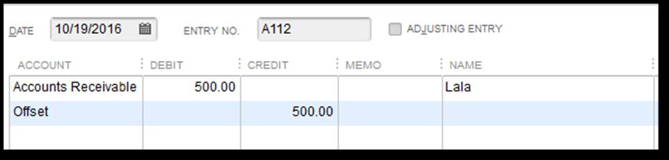 Write Off Customer and Vendor Balances in QuickBooks