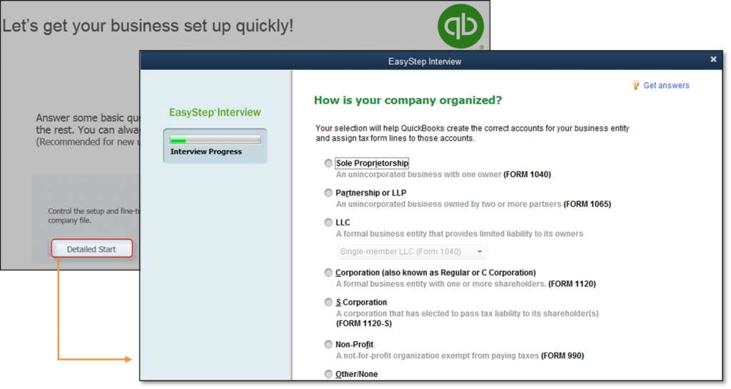 Set up Fixed Account Manager in QuickBooks Desktop