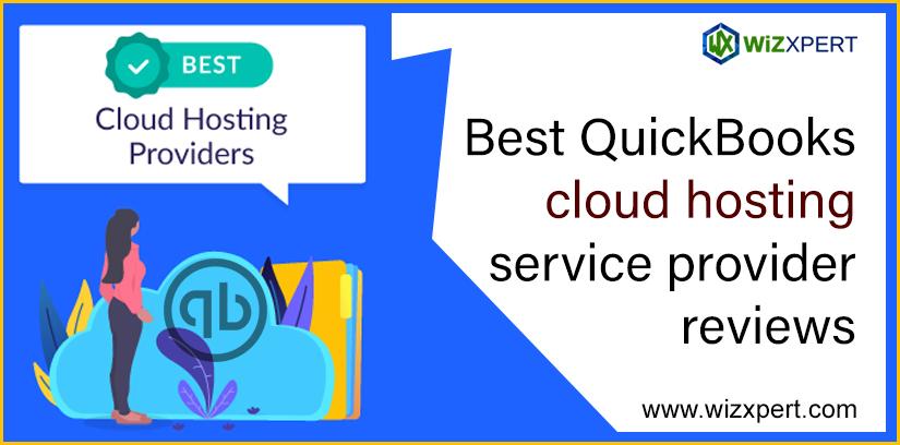 Best QuickBooks cloud hosting service provider reviews
