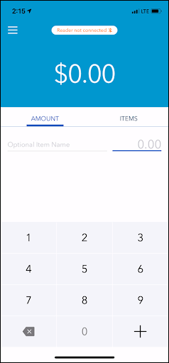 Process Payments In The GoPayment App
